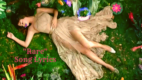 Rare Lyrics | MP3 Play and Download | Selena Gomez