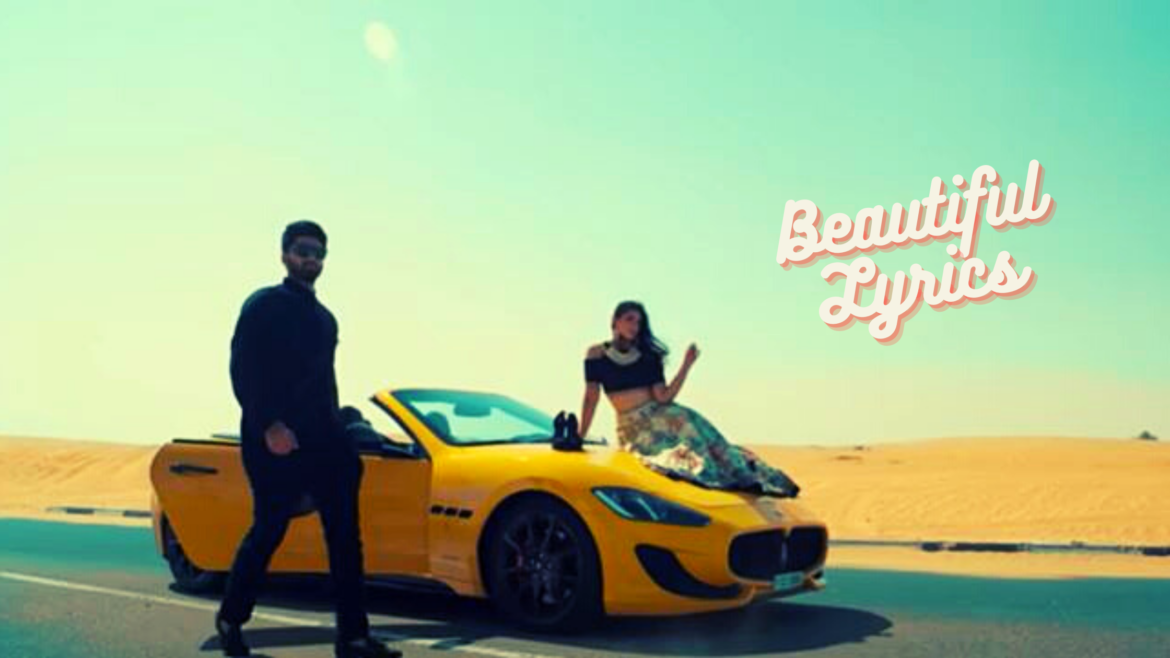Beautiful Lyrics – Shivjot | Gurlez Akhtar | The Boss | LyricsInEra